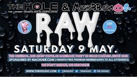 Raw Bareback Party - Gay Pride Maspalomas a Playa del Ingles le sab  9 maggio 2020 22:00-05:00 (Sesso Gay)