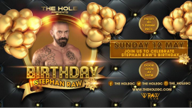 Stephan Raw's Birthday - Gay Pride Maspalomas 2019 in Playa del Ingles le So 12. Mai, 2019 22.00 bis 05.00 (Sexe Gay)