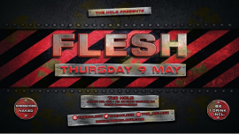 Flesh - Gay Pride Maspalomas 2019 in Playa del Ingles le Do  9. Mai, 2019 22.00 bis 05.00 (Sexe Gay)