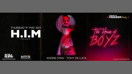 H.I.M Belgium - Official Event Maspalomas Pride 2019 in Maspalomas le Do  9. Mai, 2019 23.59 bis 06.00 (Clubbing Gay)