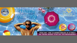Welcome Pool Party - Official Event Maspalomas Pride 2019 in Playa del Ingles le Mo  6. Mai, 2019 14.00 bis 20.00 (Clubbing Gay, Lesbierin)