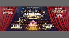 BACKDOOR Amsterdam - Official Event Maspalomas Pride 2019 in Maspalomas le Fr 10. Mai, 2019 23.59 bis 06.30 (Clubbing Gay, Lesbierin)