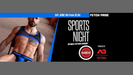 Sports Night in Sitges le Sa  8. Juni, 2019 02.00 bis 05.30 (Sexe Gay, Lesbierin)