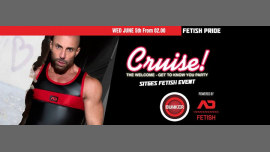 CRUISE-Welcome to Pride a Sitges le mer  5 giugno 2019 01:30-05:30 (Sesso Gay)