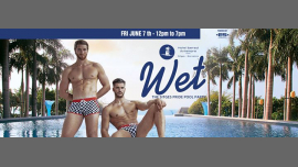 WET - The ES Collection Pool Party à Sitges le ven.  7 juin 2019 de 13h00 à 19h00 (Clubbing Gay, Lesbienne)