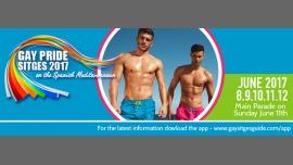 Gay Pride Sitges 2017 in Sitges from  8 til June 12, 2017 (Festival Gay, Lesbian)