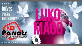 锡切斯Luko el Mago2019年 7月15日,19:00(男同性恋, 女同性恋 下班后的活动)