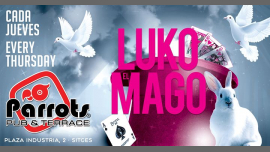 Luko el Mago in Sitges le Thu, July 18, 2019 from 07:00 pm to 09:00 pm (After-Work Gay, Lesbian)