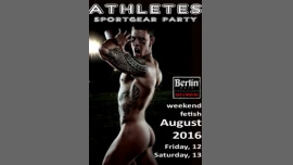 Athletes in Barcelona le Sat, August 13, 2016 at 10:30 pm (Sex Gay)