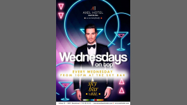 Wednesdays on TOP! a Barcellona le mer 28 agosto 2019 22:00-02:00 (After-work Gay, Lesbica, Etero friendly)