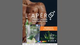 L'Apéro à Barcelone le lun. 22 avril 2019 de 18h00 à 22h00 (After-Work Gay, Lesbienne, Hétéro Friendly)