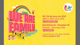 巴塞罗那Pride! Barcelona 2019从2019年 1月29日到10月22日(男同性恋, 女同性恋 节日)