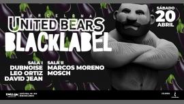 巴塞罗那United BEARS · Black Label · 20 ABRIL 192019年11月20日,23:59(男同性恋 俱乐部/夜总会)