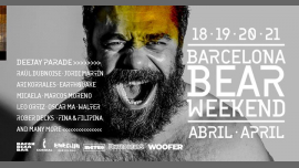 BBW · Barcelona Bear Weekend 2019 à Barcelone du 18 au 21 avril 2019 (Festival Gay, Bear)
