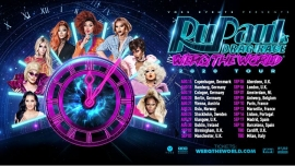 RuPaul's Drag Race: Werq The World - Madrid en Madrid le jue 17 de septiembre de 2020 20:00-22:00 (After-Work Gay)