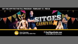 锡切斯Sitges Carnival 2020从2020年 8月26日到 5月18日(男同性恋 节日)