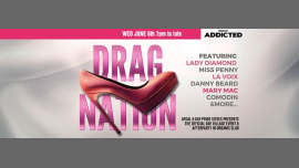 Dragnation - The After Party a Sitges le mer  5 giugno 2019 02:00-05:30 (Clubbing Gay)