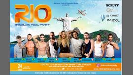 巴塞罗那RIO Brazilian Pool Party - Barcelona2019年12月24日,12:00(男同性恋 俱乐部/夜总会)