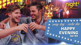Happy Evening in Barcelona le Tue, July 16, 2019 from 06:00 pm to 09:00 pm (After-Work Gay)