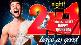 Happy Thursday à Barcelone le jeu. 12 décembre 2019 de 18h00 à 21h00 (Sexe Gay)