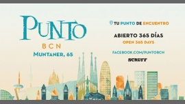 Gay Meeting Point · Thursdays · Punto BCN in Barcelone le Do 27. Juni, 2019 18.00 bis 02.00 (After-Work Gay)