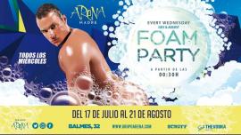 Foam Party · Fiesta de la Espuma · Miércoles · Arena Madre à Barcelone le mer. 24 juillet 2019 de 23h45 à 06h00 (Clubbing Gay)