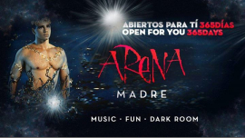 HITS & HOUSE · Arena Madre (Balmes 32) à Barcelone le ven. 21 juin 2019 de 23h59 à 06h00 (Clubbing Gay)