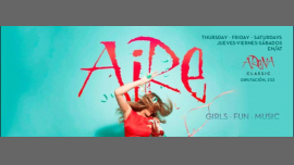 Aire Chicas · Pop Lesbian Party in Barcelona le Sat, May 18, 2019 from 11:00 pm to 02:00 am (Clubbing Lesbian)