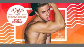 Arena VIP cada viernes en Sala Tango en Barcelona le vie 12 de abril de 2019 23:59-06:00 (Clubbing Gay)