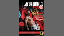 Playgrounds Mister B, SleazyMadrid 2017 in Madrid le Wed, April 26, 2017 from 11:30 pm to 06:00 am (Clubbing Gay)