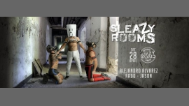 Sleazy Rooms (Main Official Party of SleazyMadrid 2018) in Madrid le Sat, April 28, 2018 from 11:30 pm to 06:00 am (Clubbing Gay)