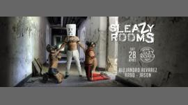 Sleazy Rooms (Main Official Party of SleazyMadrid 2018) à Madrid le sam. 28 avril 2018 de 23h30 à 06h00 (Clubbing Gay)