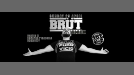 BRUT Black London (Official Party SleazyMadrid 2018) in Madrid le Sun, April 29, 2018 from 11:30 pm to 06:15 am (Clubbing Gay)