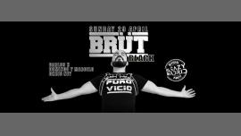 BRUT Black London (Official Party SleazyMadrid 2018) à Madrid le dim. 29 avril 2018 de 23h30 à 06h15 (Clubbing Gay)