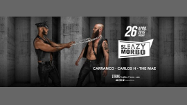SleazyMorbo (SleazyMadrid 2019) in Madrid le Fr 26. April, 2019 23.30 bis 06.00 (Clubbing Gay)