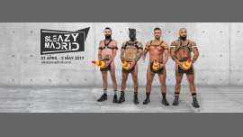 ★★ SleazyMadrid, 27 April-2 May 2017 ★★ in Madrid from April 27 til May  2, 2017 (Festival Gay)