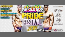 Revolution Pride Festival à Madrid le sam.  2 juillet 2016 à 23h55 (Clubbing Gay)