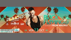 Salvaje & Andrew Christian arrive to the RAIDD Bar! in Paris le Fri, October 13, 2017 from 11:00 pm to 04:00 am (Clubbing Gay)