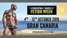 Leather Social en Playa del Ingles le dom 13 de octubre de 2019 22:00-01:00 (Sexo Gay)