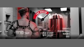 The Boiler (Lustfulness) à Madrid le sam.  1 février 2020 de 23h00 à 07h00 (Clubbing Gay)