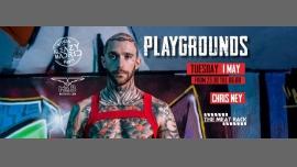 MrB´s Playgrounds, Official Party SleazyMadrid 18 à Madrid le mar.  1 mai 2018 de 23h30 à 06h30 (Clubbing Gay)