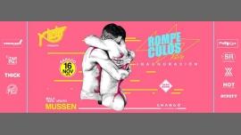 Kluster presenta: RompeculosParty - Inauguración - Sábado 16 Nov en Madrid le sáb 16 de noviembre de 2019 23:55-06:00 (Clubbing Gay)