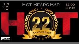 22 Aniversario de Hot Bears Bar in Madrid le So 16. Juni, 2019 13.00 bis 03.00 (Clubbing Gay, Bear)