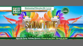 Showtime à Benidorm le mer.  5 septembre 2018 de 20h00 à 01h00 (Spectacle Gay, Lesbienne, Trans, Bi)