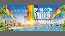 Amigos Pride Gala Dinner and Cocktails à Benidorm le dim.  2 septembre 2018 de 18h00 à 23h00 (After-Work Gay, Lesbienne)