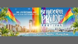 Benidorm Pride Festival in Benidorm le Mon, September  3, 2018 at 05:00 pm (Festival Gay, Lesbian)