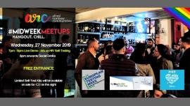 ARC Midweek Meetup - European Testing Week Special Edition à La Valette le mer. 27 novembre 2019 de 19h00 à 23h30 (Rencontres / Débats Gay, Lesbienne, Trans, Bi)