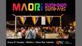 Maori Sundown Sundays en Valletta le dom 15 de septiembre de 2019 18:00-23:00 (After-Work Gay, Lesbiana, Trans, Bi)