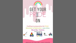 Pre-Pride Crafting Event in Valletta le Sat, September  1, 2018 from 03:00 pm to 06:00 pm (Festival Gay, Lesbian, Trans, Bi)