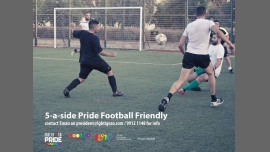 7-a-side Pride Football Friendly à Pietà le mer. 29 août 2018 de 21h00 à 22h00 (Sport Gay, Lesbienne, Trans, Bi)